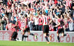 @Sunderland the black cats celebration #9ine
