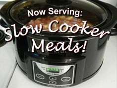 Slow cooker tips from North Dakota State University Extension Service and University of Nebraska-Lincoln Extension.