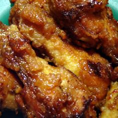 Japanese Chicken Wings - so good