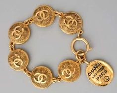 80s Glam Jewelry - WGACA Offers Gold Vintage Chanel Jewelry That Your Mom Could've Worn (GALLERY)