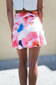 Marina Ruffle Pencil Skirt — Women's Clothing - Westwood Boutique - MODLOOK 29