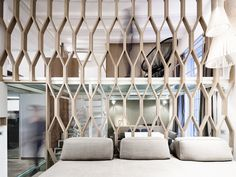 Appartamento Milazzo | Archiplan #timber #partition