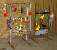 homemade shooting target ideas | Steel Field Targets, Ideas Wanted - Airguns & Guns Forum