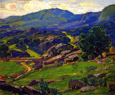 Laguna Hills  William Wendt