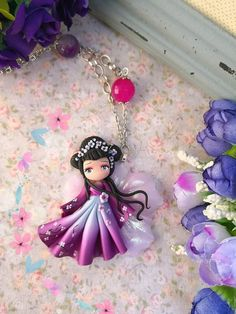 Cute Clay, Pasta Flexible, Pretty And Cute, Clay Tutorials, Dremel, Polymer Clay Jewelry, Diy Food, Mermaids, Biscuit