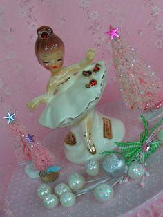Josef Originals Ballerina Figurine