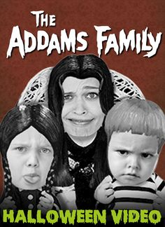 Turn your boring family into one of America's kookiest. Visit JibJab.com to transform yourself into Gomez, Morticia, Wednesday, and Pugsley!