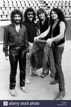 Black Sabbath with Ian Gillan