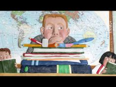 Barbara Reid for World Read Aloud Day 2014 = Perfect Snow First Snow, Read Aloud, Elementary Art, Artsy, Teaching, Education, World, Plasticine, Day