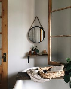 Perhaps you have not noticed you deserve a fancy bathroom, so we put together a little gallery of 37 spa-like bathroom designs to inspire you. Spa Like Bathroom, Boho Bathroom, Bathroom Design Small, Bathroom Layout, Bathroom Styling, Bathroom Designs, Bathroom Ideas, Hygge, Cottage Style Bathrooms