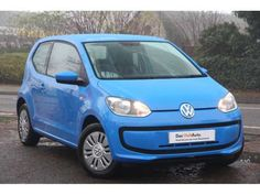 Used 2014 (64 reg) Mayan Blue Volkswagen Up 1.0 (60PS) Move up! for sale on RAC Cars