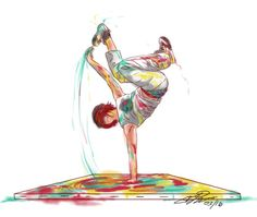 Resultado de imagen de miraculous ladybug au break dance