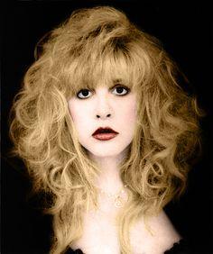 Stevie in all her glamorous mystery....