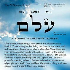 Eliminating Negative Thoughts