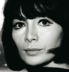 Juliette Gréco. I absolutely adore her.