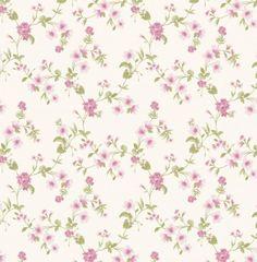 Tapéta 1174 Blooming Garden virágos pink - MarXa - Függöny, tapéta és karnis webáruház