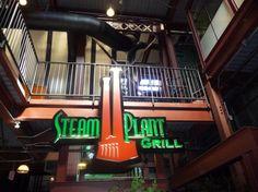 Steam Plant Grill in Spokane WA