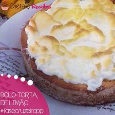 Bolo-Torta de Limão