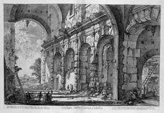 Giovanni Battista Piranesi - Vedute series