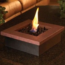 Real Flame Zen Personal Gel Fireplace