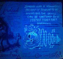 Gravity Falls Journal 3 Replica - The Undead 2 by leoflynn