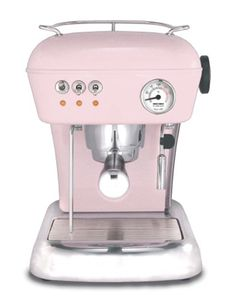 Ascaso Dream Up Espresso Machine - Baby Pink