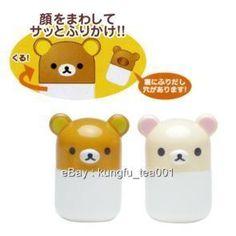 San x Rilakkuma Korilakkuma Relax Bear Seasoning Spice Herb Dressing Bottle | eBay