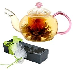 I pinned this 2 Piece High Mountain Blooming Tea Set from the Sunday Brunch event at Joss and Main!