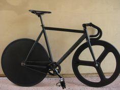 "CINELLI ""ASSASSIN"" pursuit track bike"