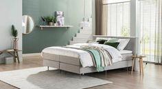 Bedroom Inspiration | Eastborn Mandurah Boxspring | Luxebedden.nl