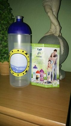 Eine super Trinkflasche zum testen bekommen ,genau das richtige für Kindergarten Kinder . Leicht zu säubern in der Geschirrspülmaschine #Trinkflasche#Kinder#Flasche #ISYbe