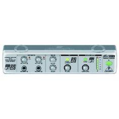 Behringer Minimix Mix800 Ultra-Compact Karaoke Machine with Voice Canceller And Fx --- http://amzn.to/Ura2Iu