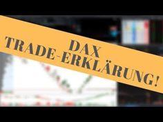 DAX TRADE-ERKLÄRUNG | Objektiver und Eindeutiger Trade  #tradenlernen #daytradinglernen #dax30 About Me Blog, 28 Years Old, Technical Analysis, Training, Earn Money, Psychology