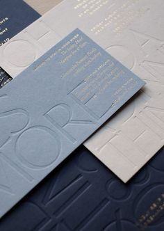 Typographic Wedding Invitation Suite by The Letterist Fine Stationery, Wedding Stationery, Wedding Invitations, Collateral Design, Stationary Design, Logo Luxe, Packaging Design, Branding Design, Carton Invitation