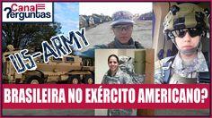 Bate-papo com Karla Collins, uma mineira que está servindo o Exército Americano (US Army) como reservista. Ela irá contar suas experiências e irá revelar o m...