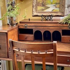 An EASY Way to Furniture Restoration Furniture Repair, How To Clean Furniture, Furniture Makeover, Antique Restoration, Furniture Restoration, Rocking Chair Nursery, Wood Dresser, Home Renovation, Painted Furniture