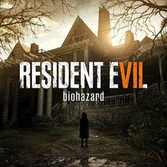 RESIDENT EVIL 7: BIOHAZARD game PC cover art