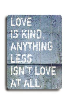 Love.is.kind.