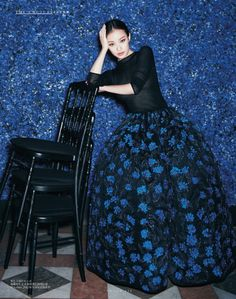 Ward Ivan Rafik, Ni Ni, Vogue China