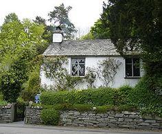 Dove Cottage, home of William Wordsworth  (Grasmere, Cumbria, England)