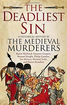 book cover of   The Deadliest Sin