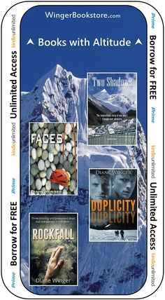 ▲Books with ALTITUDE▲ Borrow for Free / read for free through Kindle Unlimited