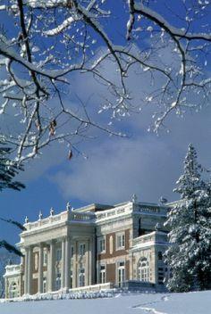 Hampton Terrace, Berkshires, Massachusetts. ❤❦♪♫