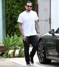 Benji Madden on his new life with Cameron Diaz #dailymail
