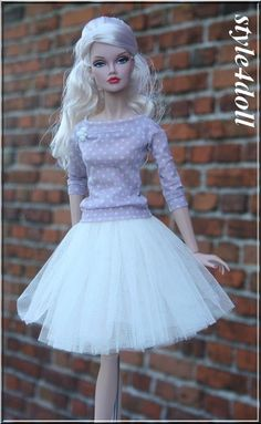 style4doll - outfit for  Poppy Parker 16""