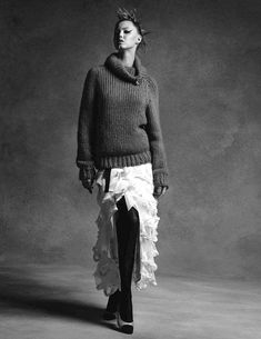 Chanel Fall/Winter 2015/2016 Campaign | The Fashionography