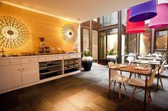 WAN INTERIORS Hotels, PORTAGO URBAN: breakfast bar