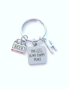 Key Ring  brand new original gift//present Keep Calm /& RUN On running jog