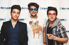 Il Volo in concert at the TBTF Sep. 20