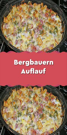 Mountain farmers casserole - Ingredients 500 g white bread 500 g ham or beef salami 500 g cheese Gouda liter milk 2 eggs 2 t - Easy Dinner Ground Beef, Healthy Ground Beef, Ground Beef Recipes Easy, Beef Recipes For Dinner, Healthy Low Carb Recipes, Cooking Recipes, Easy Meals, Food, Eat Smarter